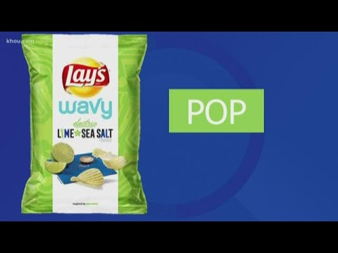 Heath West - Lay's New Chip Flavors Inspired By Music