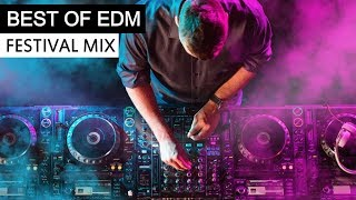 Gambar cover BEST OF EDM - Electro House Festival Music Mix 2018