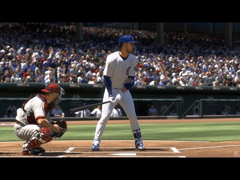 MLB The Show 17 - Cincinnati Reds vs Chicago Cubs | Gameplay (PS4 Pro HD) [1080p60FPS]