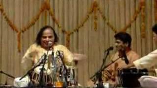 Pt. Suresh Talwalkar - tabla solo - teen tal