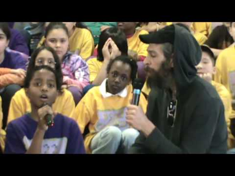 "Matisyahu & PS22 Chorus ""ON NATURE"""