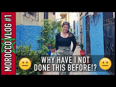 I've NEVER Travelled Like This Before! Game changer? | Morocco Travel Vlog #1