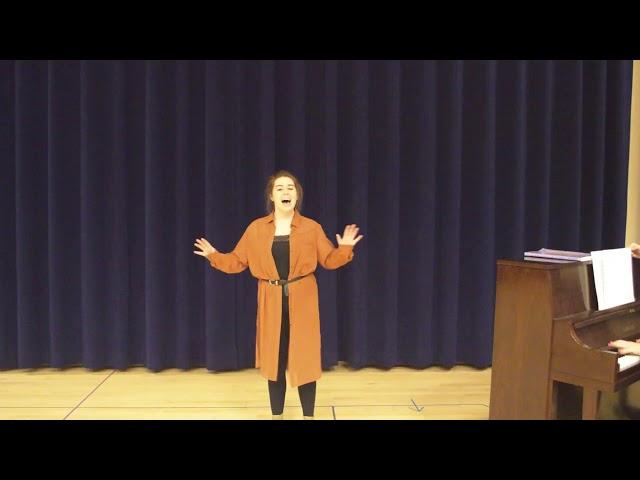 Abby Rozmajzl - Hal Leonard Audition