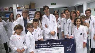 Penélope Cruz entrega la V Beca de Investigación thumbnail