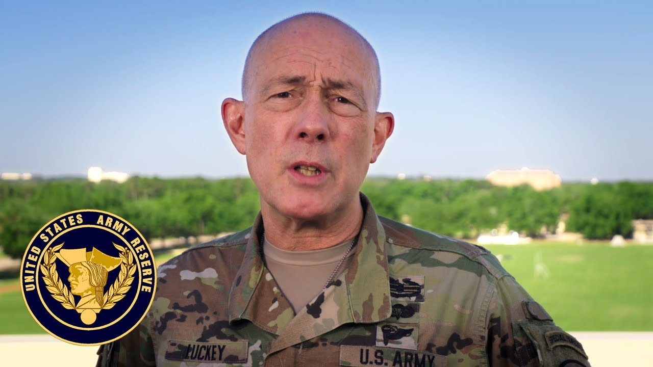 Lt. Gen. Charles D. Luckey, chief of Army Reserve and commanding general, U.S. Army Reserve Command, wants Soldiers and commands to stay accountable and prepared this hurricane season.