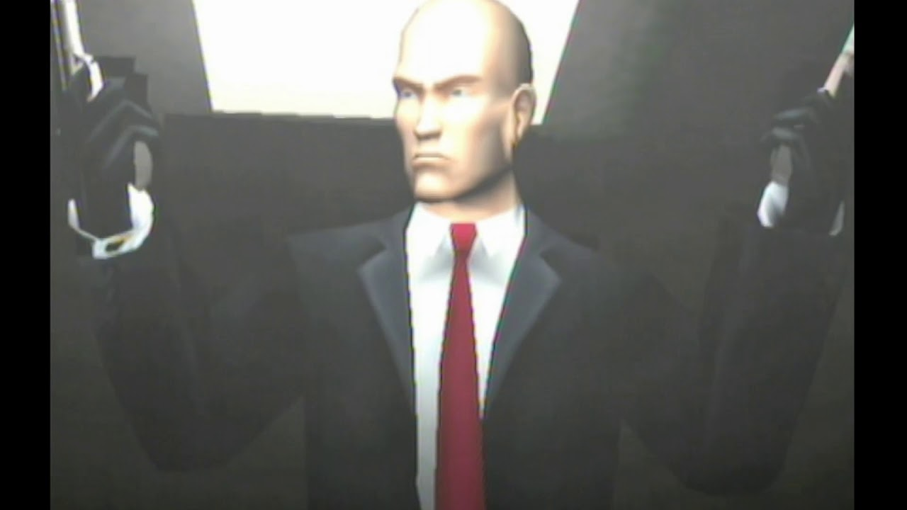 Hitman 2 Silent Assassin Trailer Ps2 Youtube