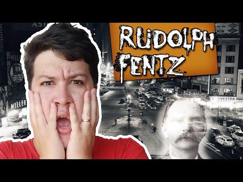 Rudolph Fentz: O Viajante do Tempo da Times Square