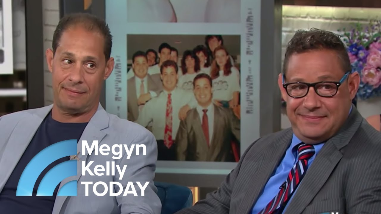 Download The Unbelievable Way 3 Men Found Out They Were Triplets Separated As Babies | Megyn Kelly TODAY