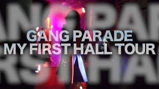 GANG PARADE『MY FIRST HALL TOUR』告知ティザー