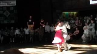 Gregory Phillips & Natasha Maltseva Tango at NW Folklife Festival