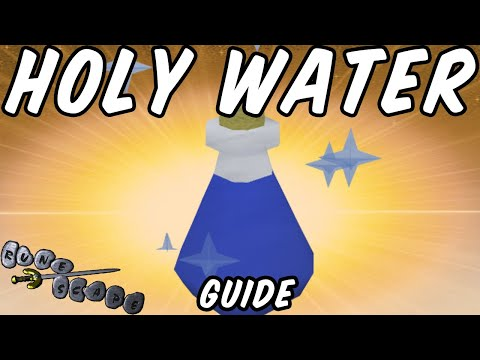 Holy water guide