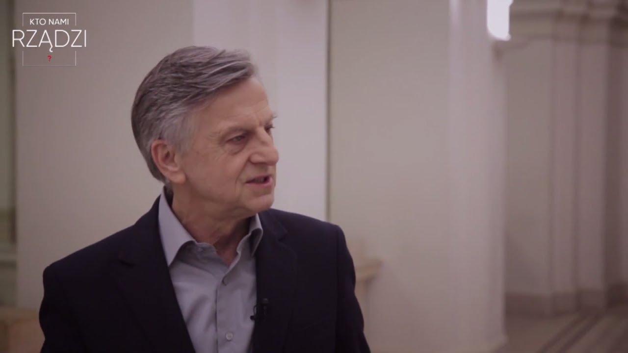 """Andrzej Duda jest prezydentem dzięki atmosferze cudu – Andrzej Zybertowicz w """"Kto nami rządzi"""" (#18)"""