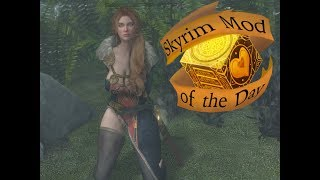Skyrim mod of the day: 7B Oppai Armor And Clothing Replacer