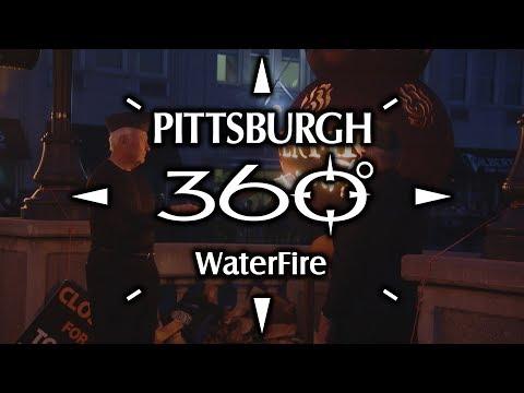 Pittsburgh 360: WaterFire