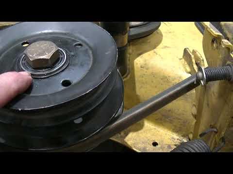 M126009 John Deere Remplacement Courroie-MXV4-860