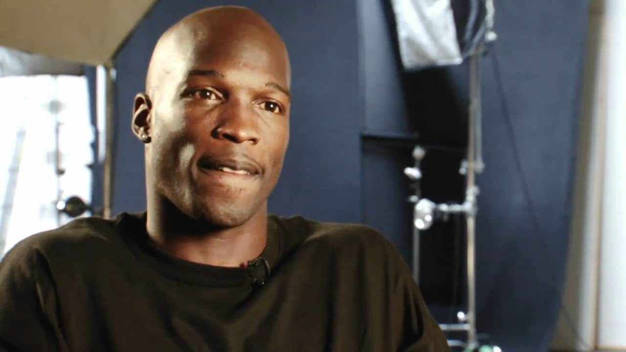 Believe, that chad ochocinco naked think, that
