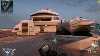 Call of Duty Black ops 2- Departure in Hijacked :D