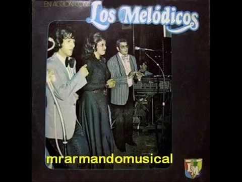 1974. LOS MELÓDICOS - EN ACCIÓN - DISCO COMPLETO.-