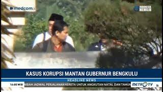 Download lagu Suasana Pindah Penjara Mantan Gubernur Bengkulu dan Istri MP3