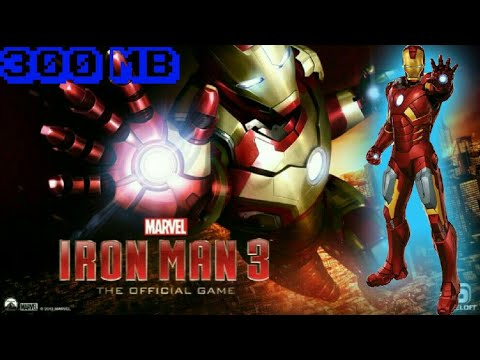[300 MB] Download Iron Man 3 Official Game For Android | Download Fast |
