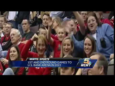 U.S. Bank Arena To Host March Madness Games In 2022