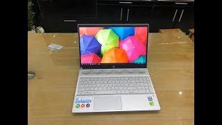 Phải Nói Mấy Năm Nay HP Làm Máy Phê Lòi Mã Laptop HP Pavilion 15-cs101TX Đẹp Quá
