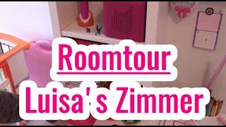 Roomtour - Luisa's Zimmer - Mädchenzimmer