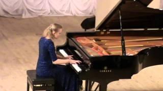 Karol Szymanowski. Masque Op.34 (III) - Serenade de Don Juan - Ievgeniia Iermachkova