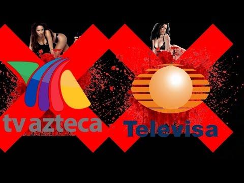 EL VIDEO PROHIBIDO DE TELEVISA Y TV AZTECA ( SON EL PROSTIBULO MAS GRANDE DE MEXICO