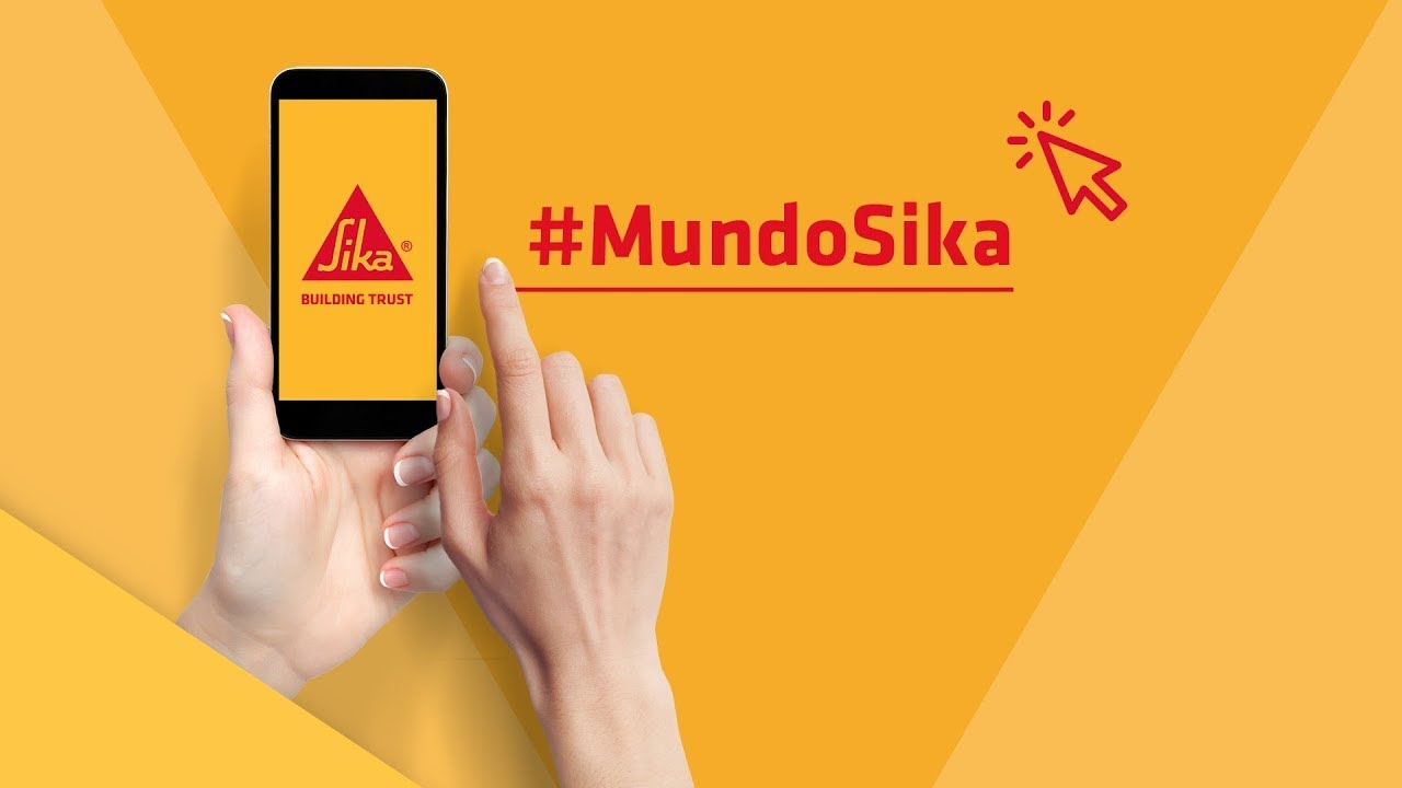 Aplicativo Mundo Sika Youtube