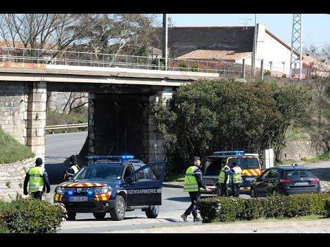 قوات الأمن الفرنسية تقتل محتجز الرهائن في جنوب البلاد  - نشر قبل 3 ساعة