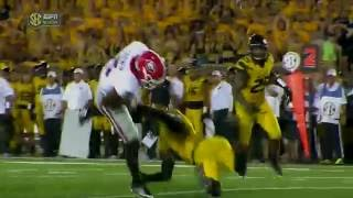 Georgia Highlights vs Missouri 2016