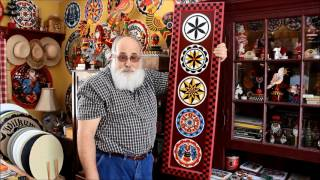 Ivan Hoyt: About the history of the hex signs (2015)