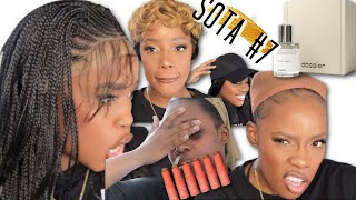 PT. 7!  Trying The CHEAPEST Amazon Wigs I Could Find! SLAY OR THROW AWAY! | MARY K. BELLA | DOSSIER