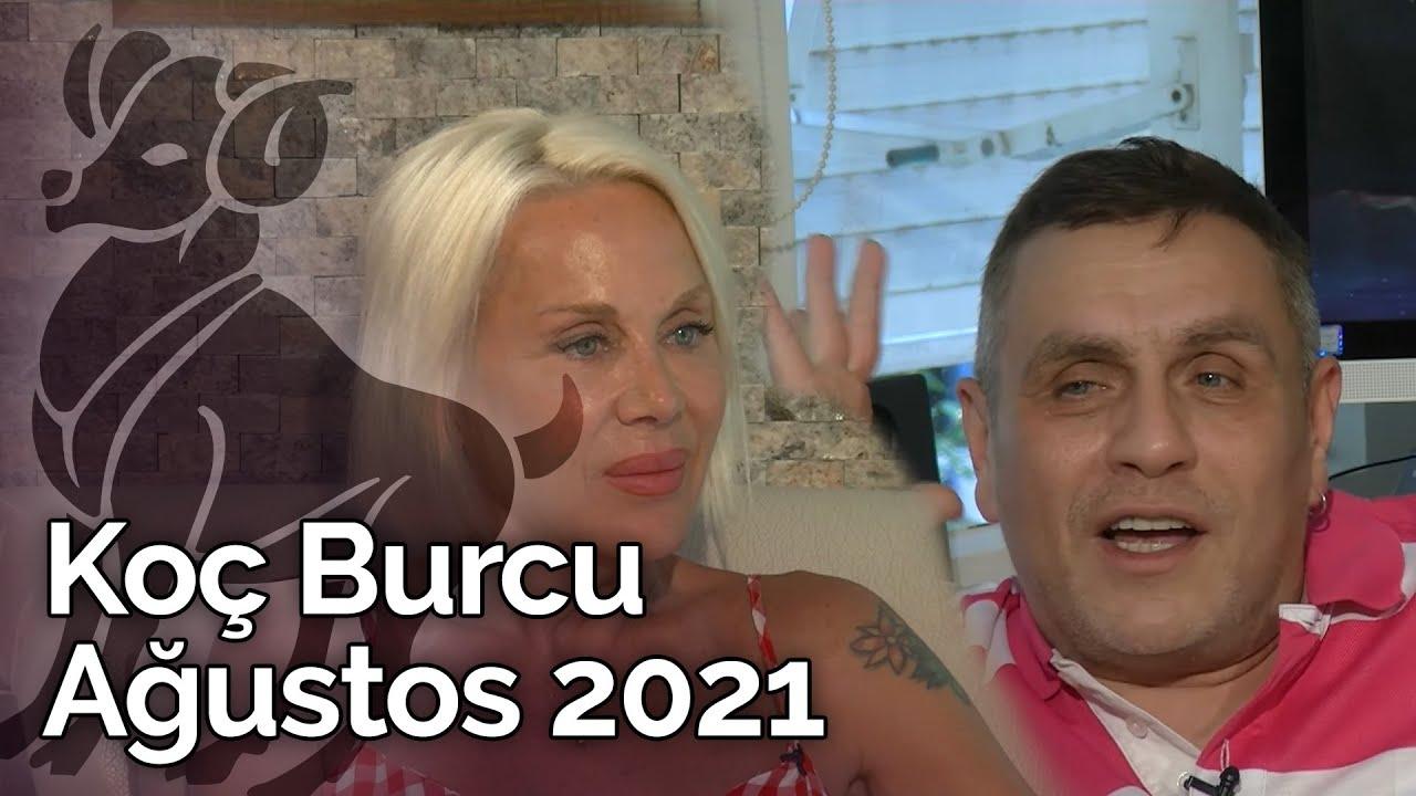 Koç Burcu Ağustos 2021 Yorumu   Aylık Yorum   Billur Tv