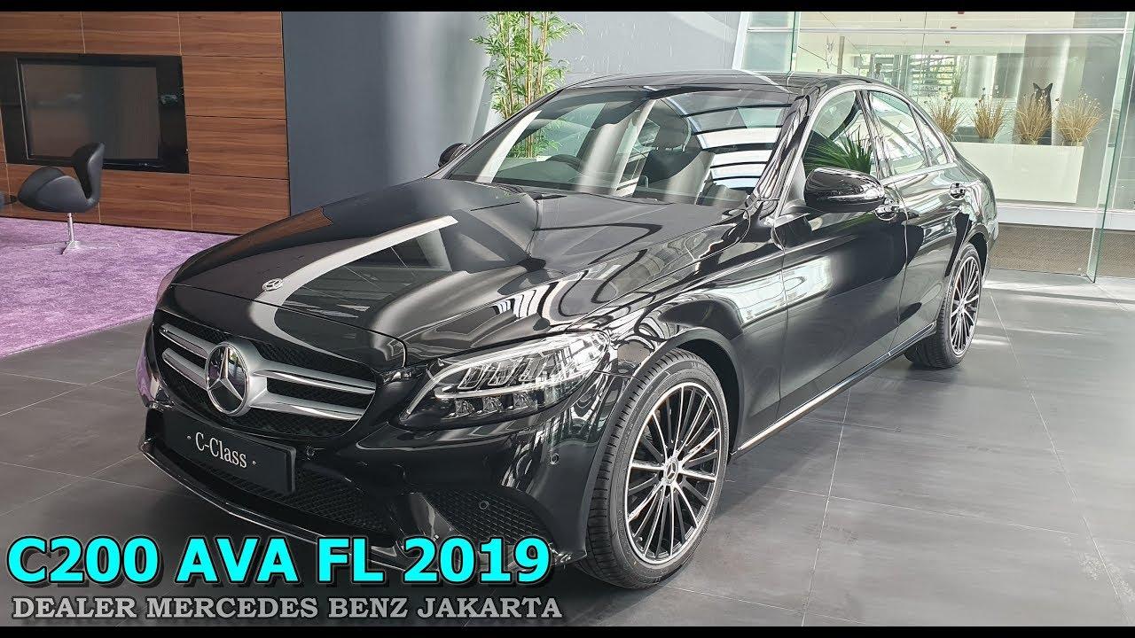 Mercedes Benz C200 AVA FL ( Facelift ) 2019 Indonesia ...