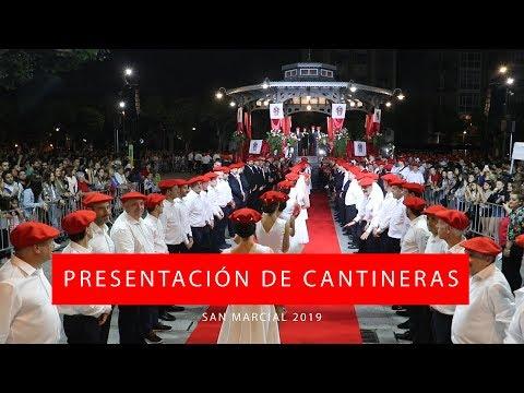 Presentación de Cantineras 2019 Irun   Txingudi Online