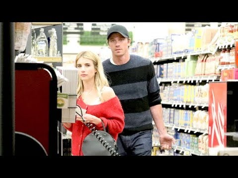 Emma Roberts And Garrett Hedlund Prepare For A Romantic Home Cooked Meal Youtube