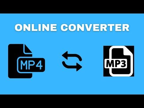 How To Convert MP4 to MP3 #ONLINE In Windows 10 - Very Easy Method