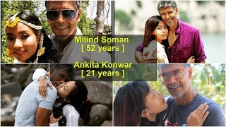 Milind Soman Wedding | Ankita Weds Milind | ** See Love Journey **