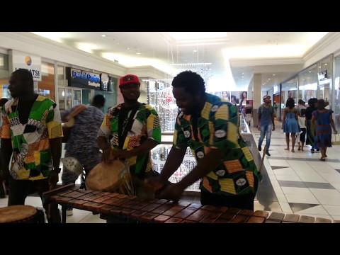 Marimba band _Rhythm Africa Arts