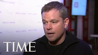 Matt Damon Apologizes For Comments On Sexual Assault: