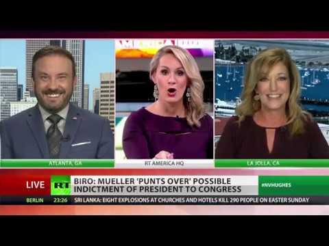 RT America: McGahn subpoenaed & Stephen Moore's woman problem