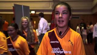 Motherwell Girls 13s - Player,  Macy McVarish