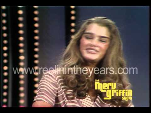 Brooke Shields Interview (Merv Griffin Show 1980)