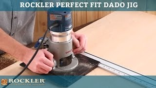 Rockler Perfect Fit Dado Jig