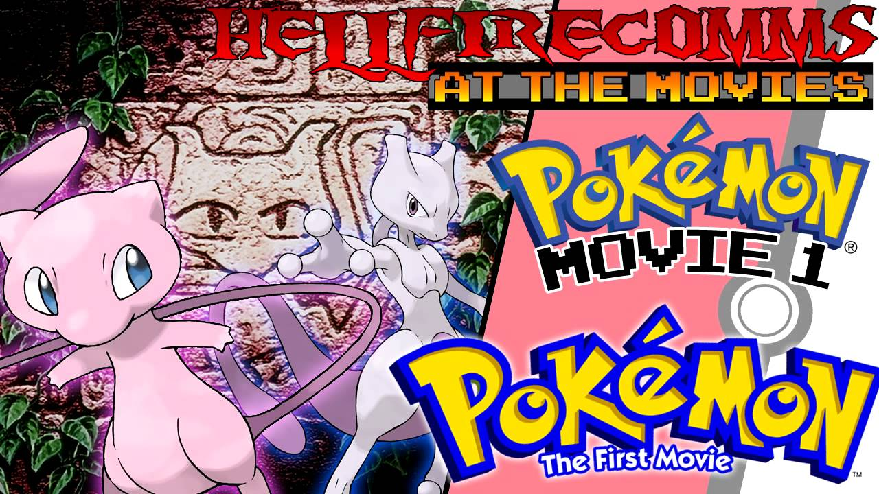 "Animation ""Pokemon Mewtwo Strikes Back Evolution 2019 | FULL MOVIE — Animation Movie Online"