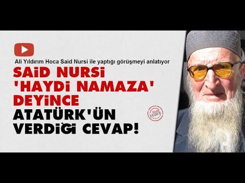 Cübbeli Ahmet Hoca - Bediüzzaman Said Nursi Hazretleri / Devir İmanı Kurtarma Devri