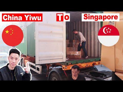 Shipping to Singapore | Yiwu Market | Yiwu Agent Service | Yiwu City
