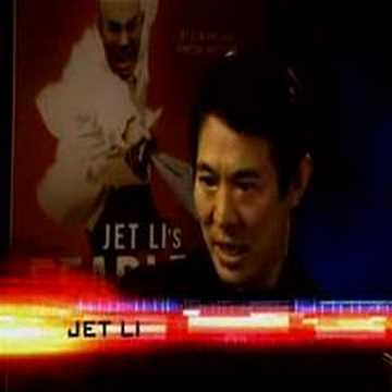 FEARLESS Jet Li Interview By Don Le - A Nation TV!